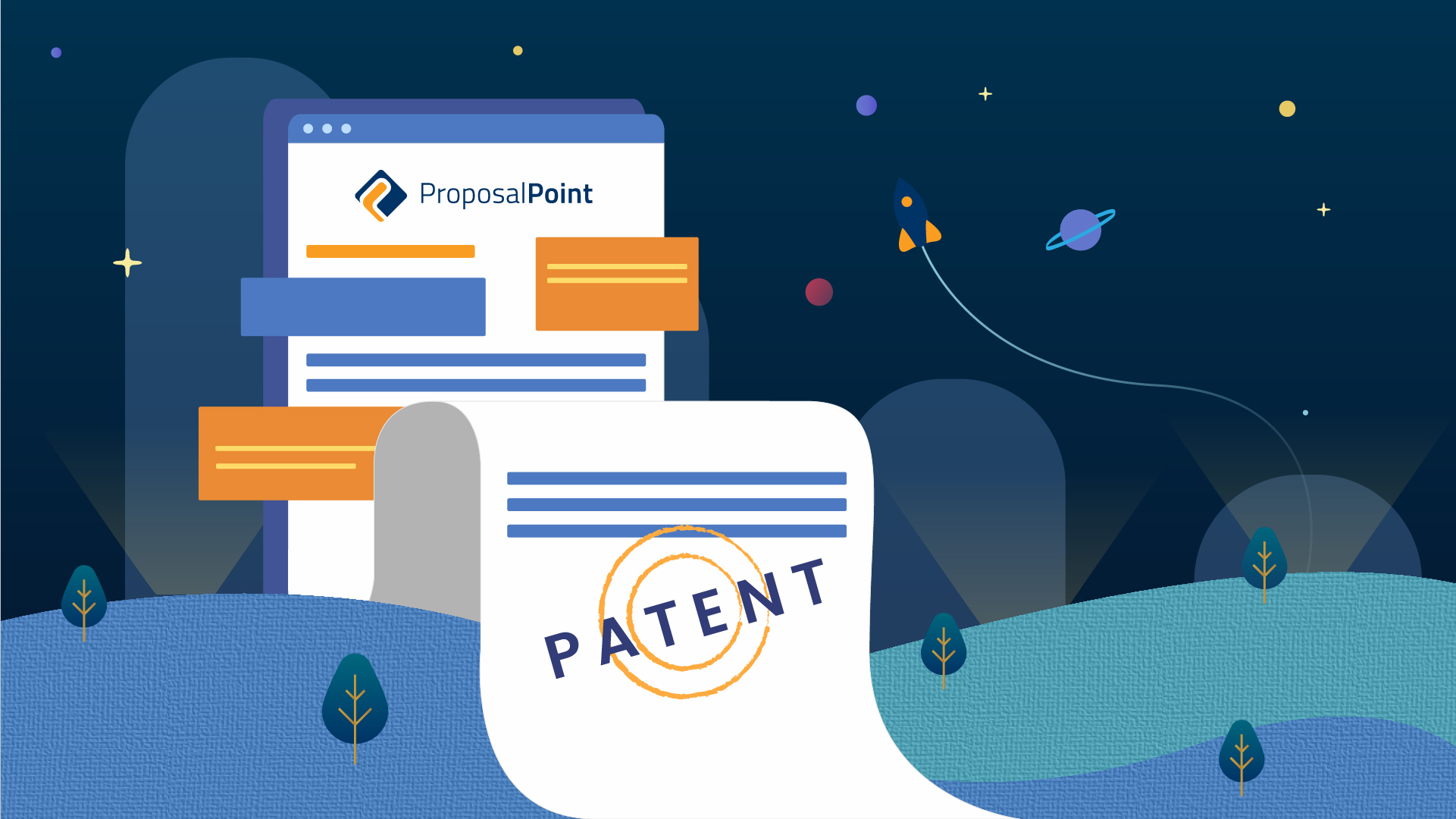 ProposalPoint Granted an Innovation Patent for Digital Proposal Software