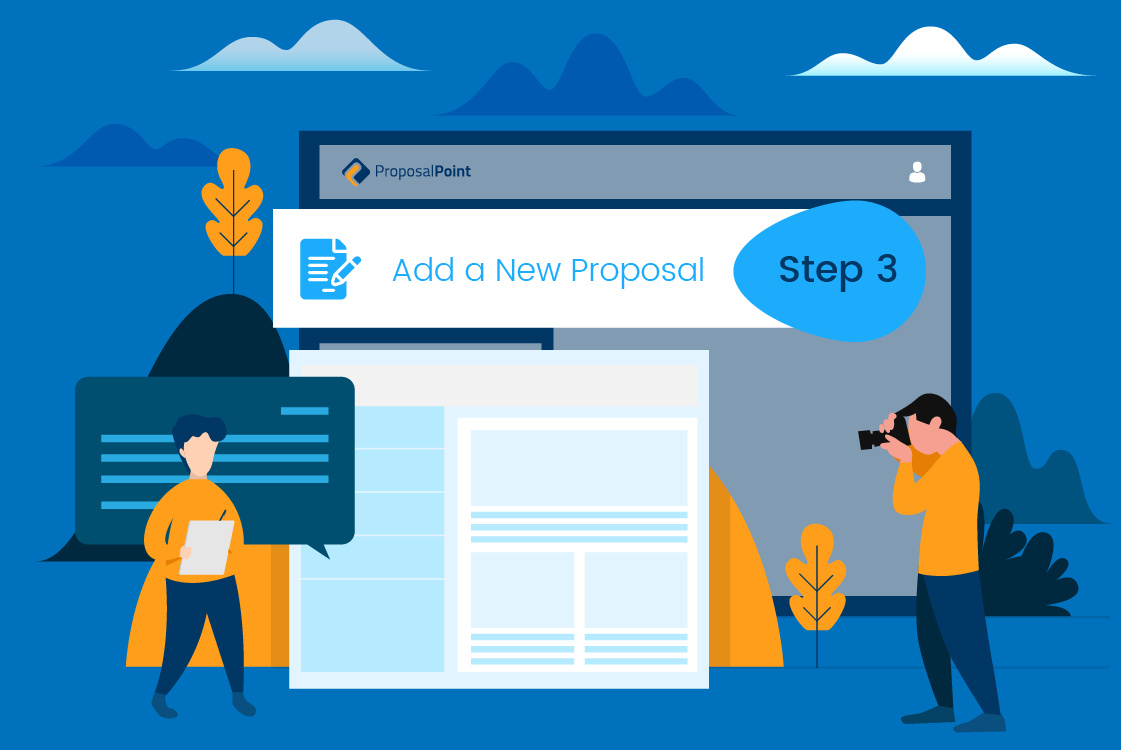 ProposalPoint Training Video 7: How to Add a New Proposal – Proposal Elements