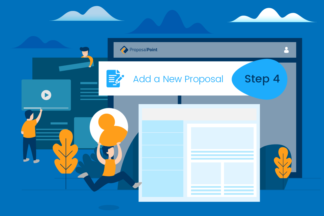 ProposalPoint Training Video 8: How to Add a New Proposal – Proposal Layout