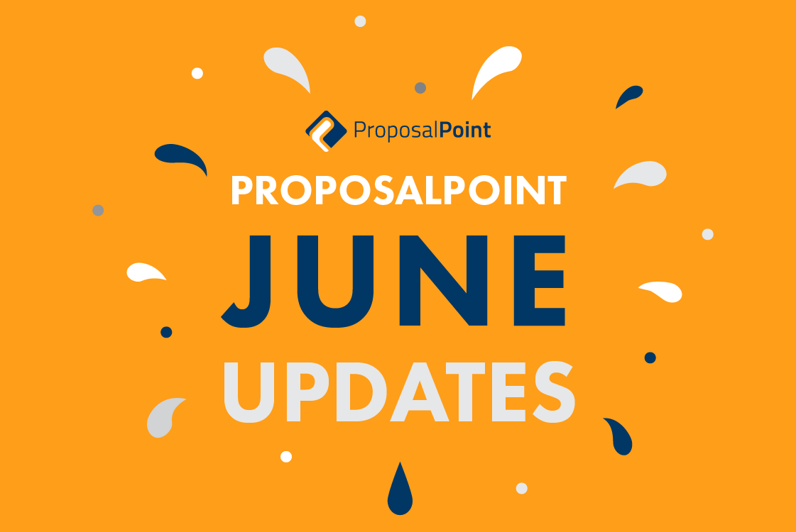 New ProposalPoint Backend Launched