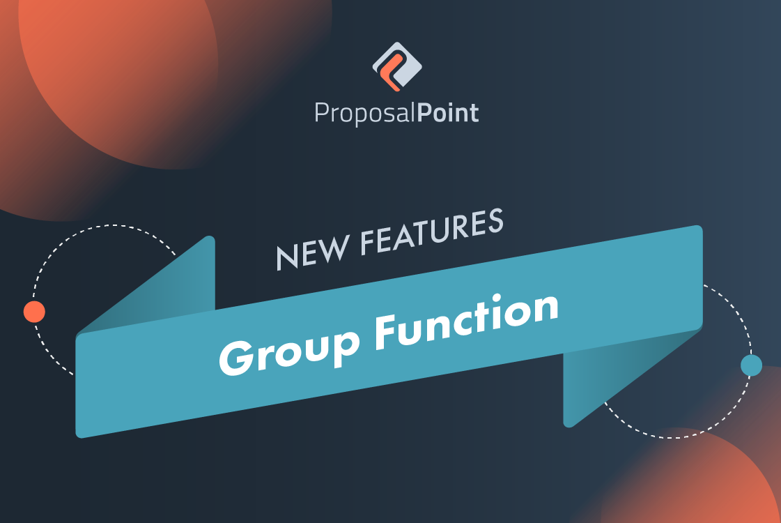 New Feature: Group Function